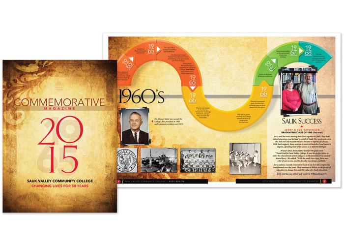 50th Commemorative Magazine
