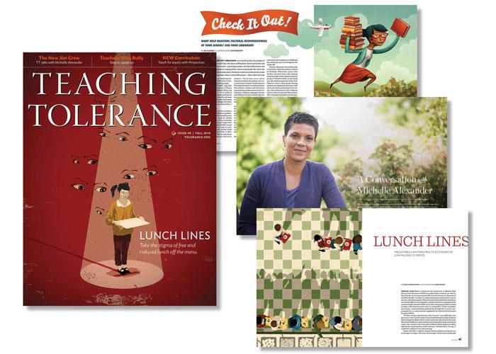 Teaching Tolerance Magazine, Fall 2014