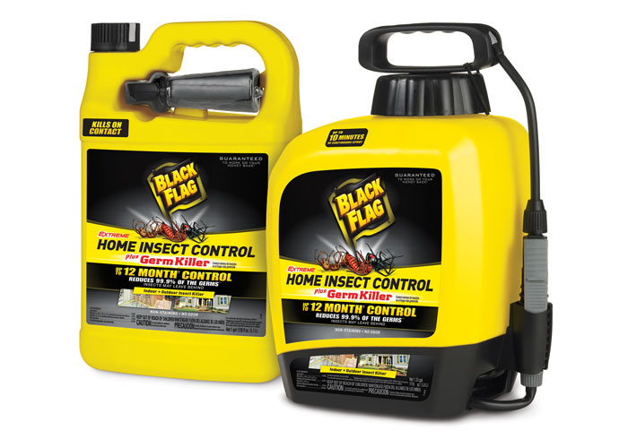 Black Flag® Extreme Home Insect Control Plus Germ Killer
