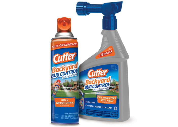 Cutter® BackyardTM Bug Control Redesign
