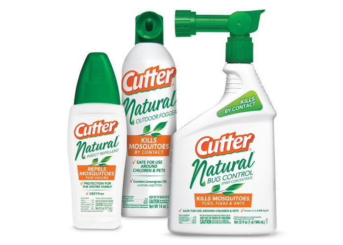 Cutter® Natural Redesign