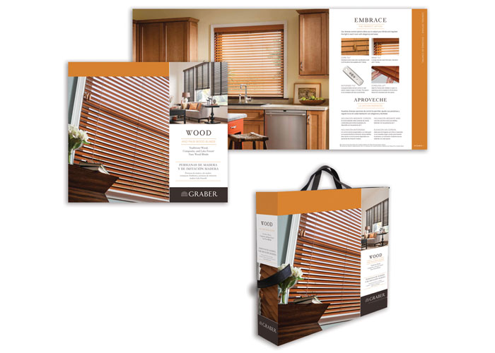 Graber Retail Wood Sample Book
