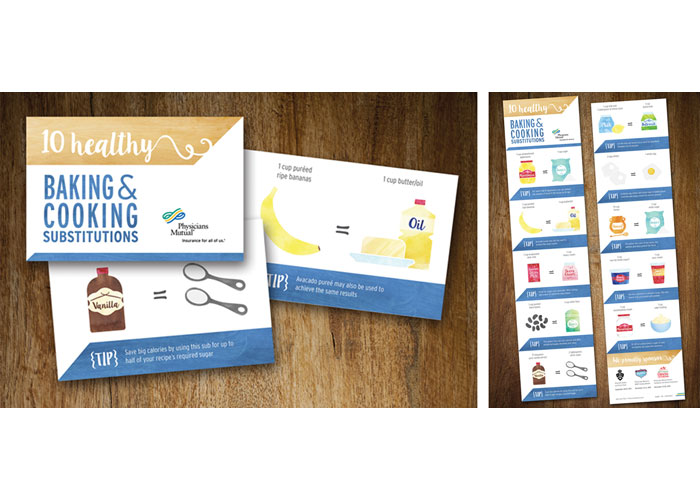 Healthy Substitutions Cards