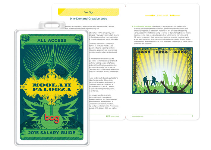 The Creative Group Salary Guide 2015