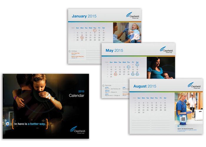 2015 Cepheid Calendar