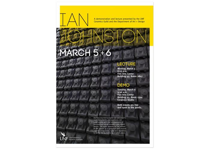 Ian Johnston Poster