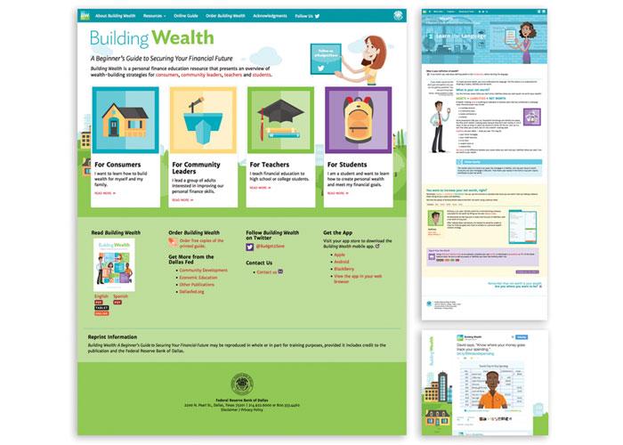 Building Wealth Redesign
