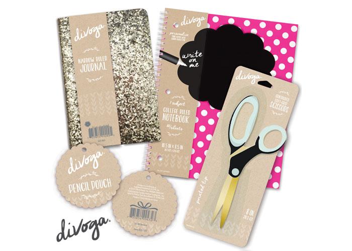Divoga Re-Brand Packaging