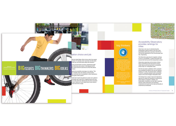 2014 CTS Annual Report: Big Issues, Big Thinkers, Big Ideas