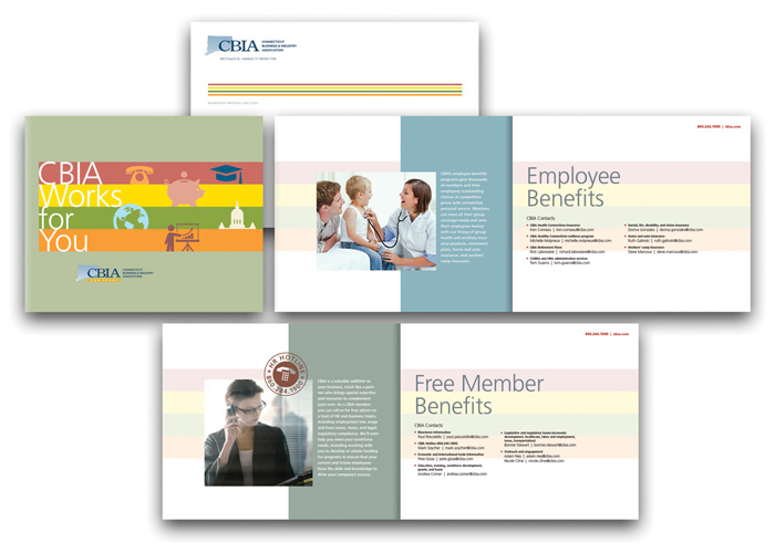 CBIA Works For You Brochure