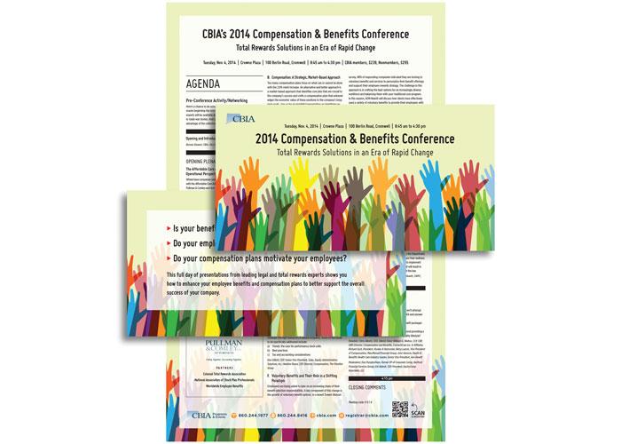 2014 Compensation & Benefits Conference Mailer