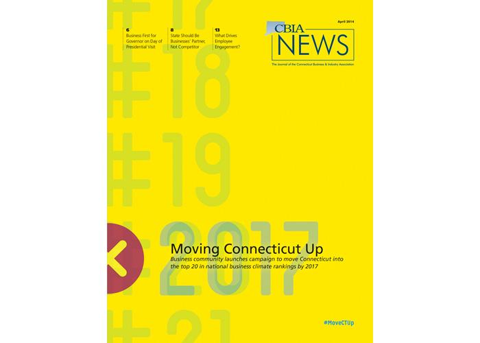 CBIA News - April 2014 Cover Design