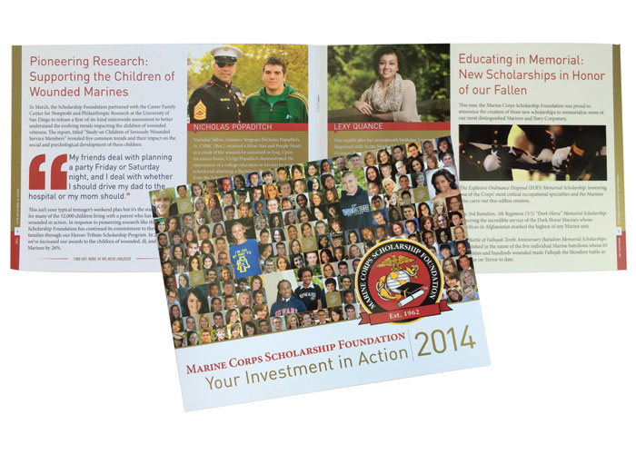 Your Investment In Action 2014