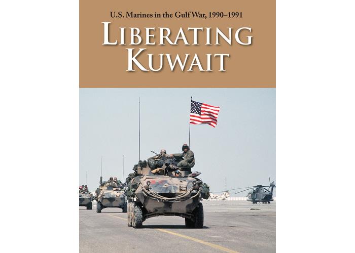 Liberating Kuwait Book Design