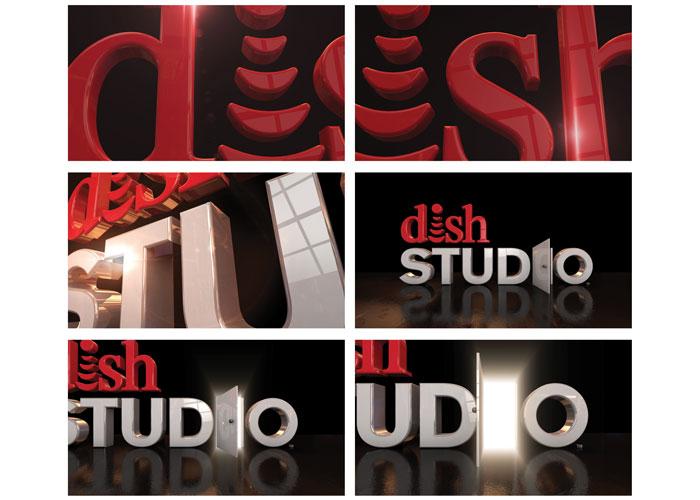 DISH Studio Motion Motion Designers: Jessie Eck, Brian Bennett Logo