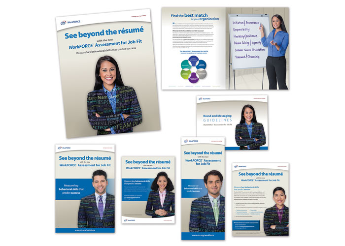 WorkFORCE Sales Materials