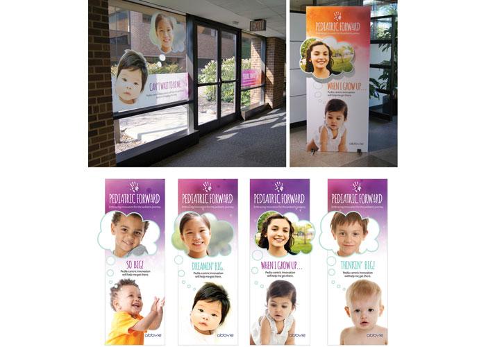 AbbVie Pediatric Forward Event Promotion