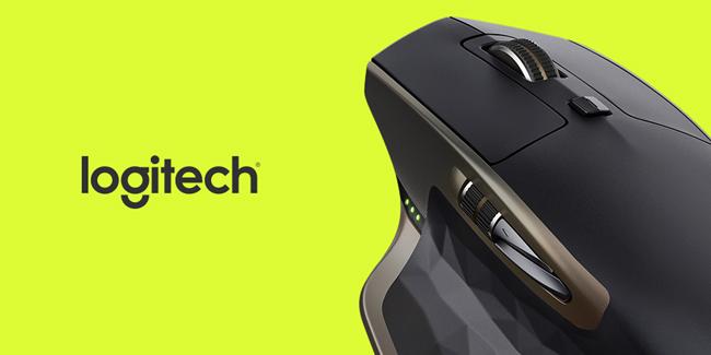Logitech-MXMaster w logo