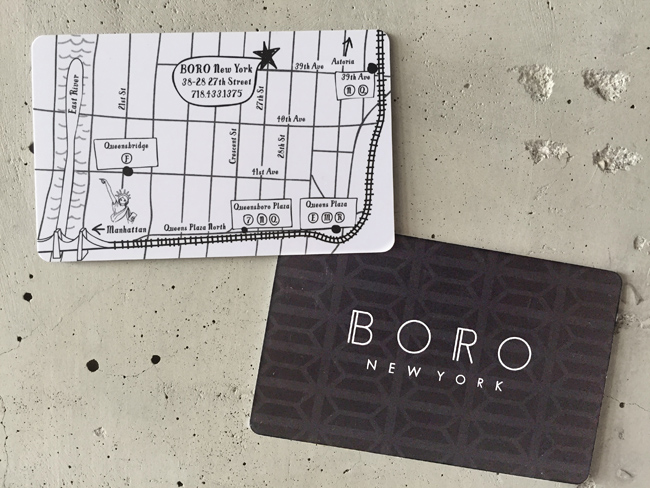 Boro Key Cards by IdeaWork Studios