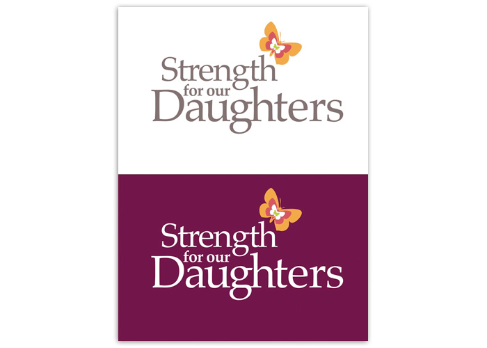 Strength For Our Daughters Logo