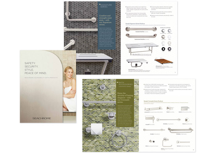 Seachrome Brochure