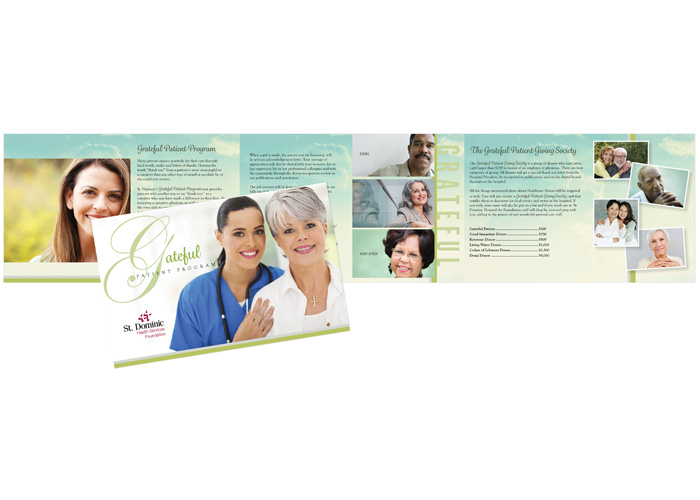 Grateful Patient Brochure