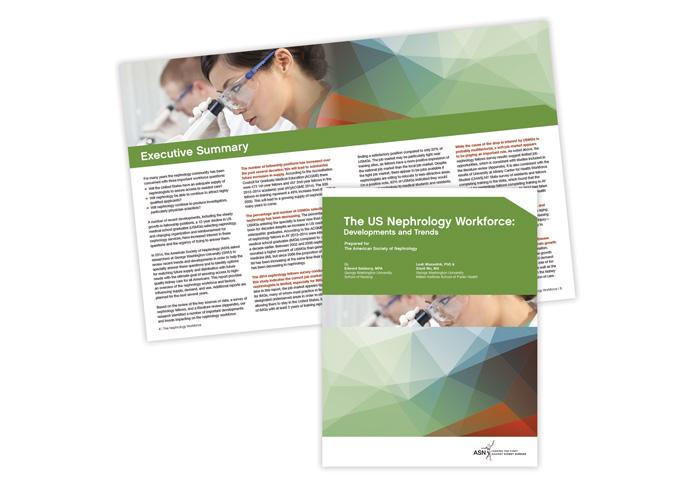 Nephrology Workforce Report