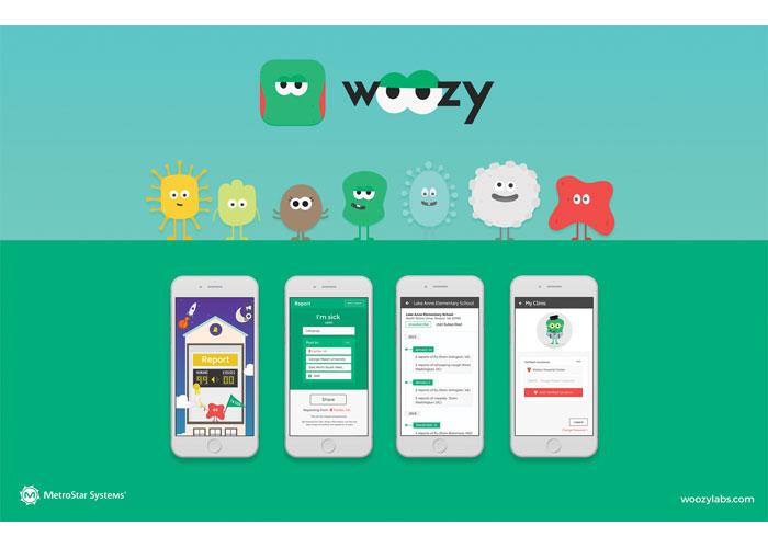 Woozy Labs Website and Branding