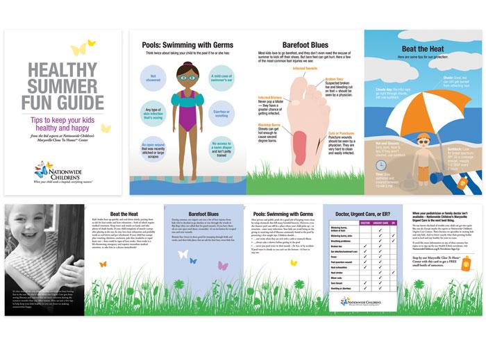 Urgent Care Summer Fun Guide