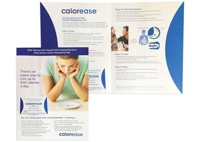 Calorease Brochure