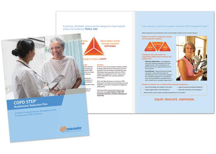 COPD STEP Plan Brochure