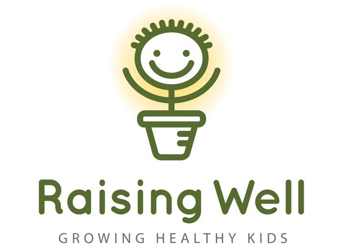 Raising Well Logo
