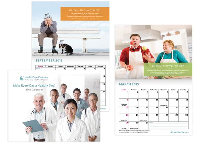 12-Month Patient Calendar