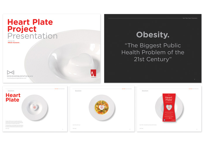 Heart Plate Promotion