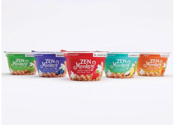 Zen Monkey Packaging