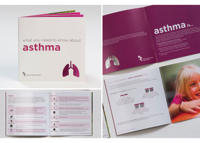 What You Need To Know About Asthma Brochure