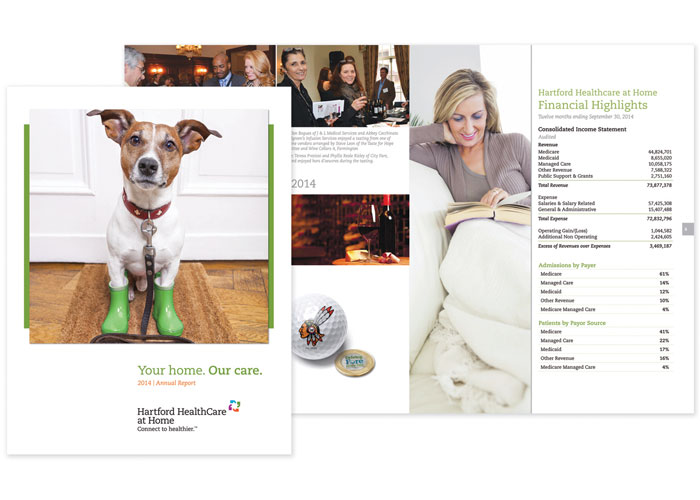 Annual Report - Your Home. Our Care.