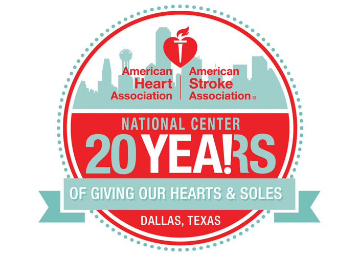 Heartwalk Logo