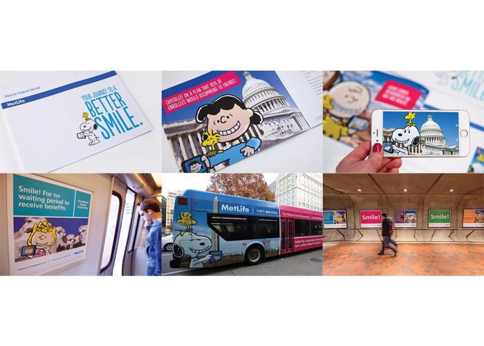 MetLife FEDVIP Dental Campaign