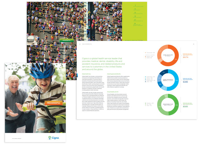 2014 Annual Report - Creating Meaningful Connections