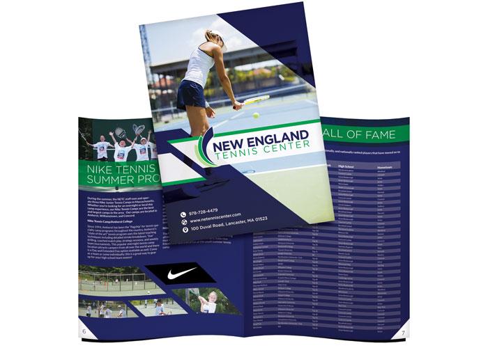 New England Tennis Center Brochure