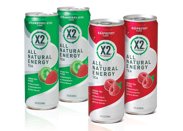 X2 Performance All Natural Energy Drink