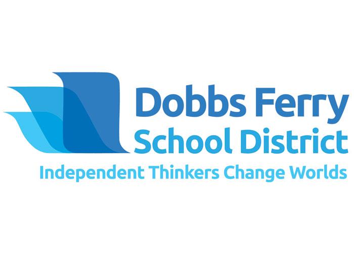 Dobbs Ferry School District Logo by Langton Cherubino Group