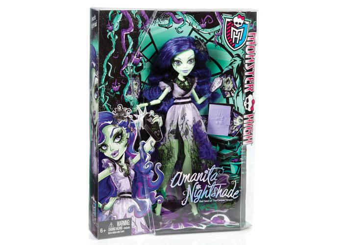 Monster High® Amanita Nightshade® by Mattel, Inc.