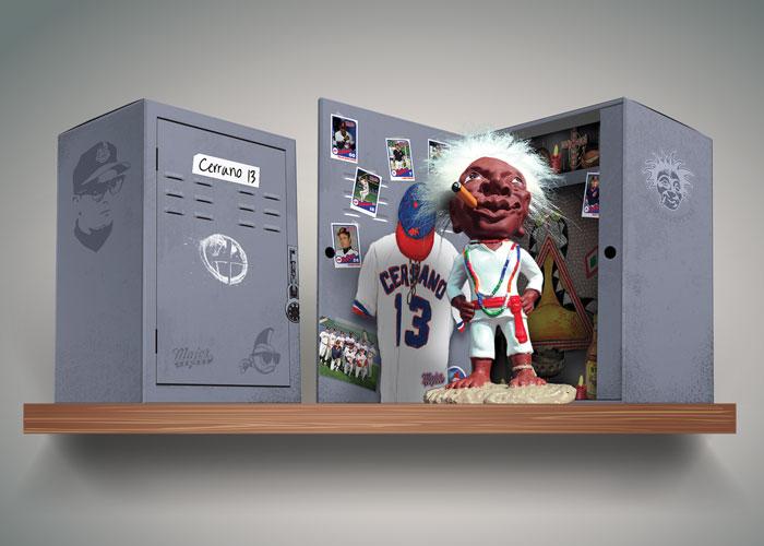 Jobu Locker Box by Murie Design Group