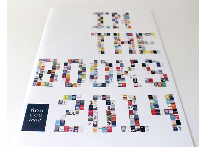 In The Books 2014 by Stauber Design Studio