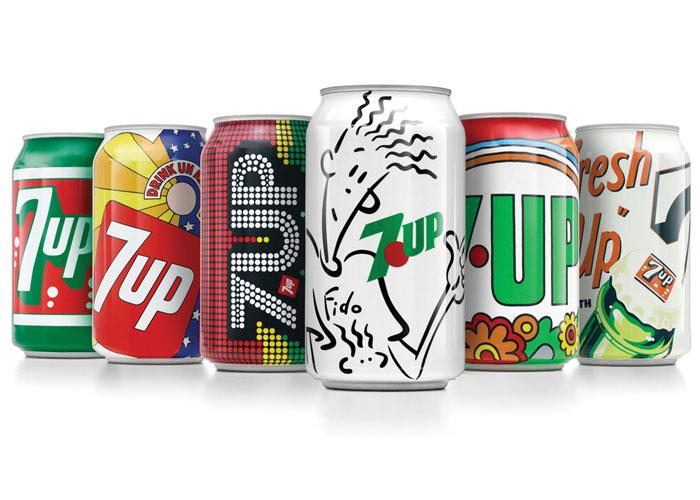 7Up Vintage by PepsiCo Design & Innovation