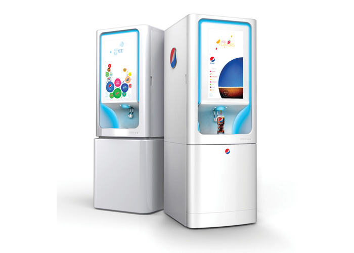 Pepsi Spire 5.0 by PepsiCo Design & Innovation