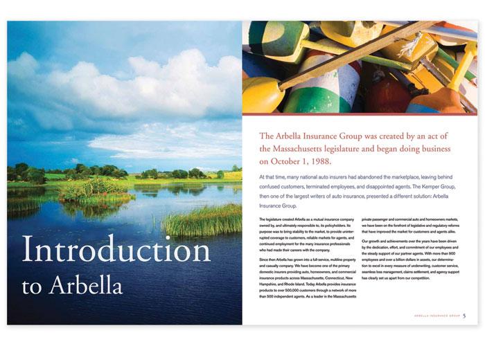 Arbella Journey Brochure 2014 by Roycroft Design