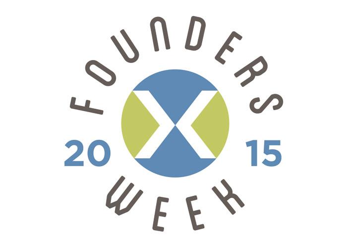 Founders Week Logo by Xactware